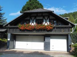 Ferienhaus und Privatvermietung Andrea Giesecke