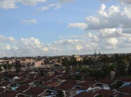 Stylish Well Lit Penthouse, Nairobi
