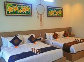5 Minutes Beach Villa, Kuta