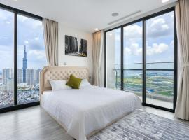 Gorgeous Rooftop Apartment, Ho Chi Minh