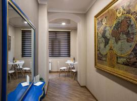 "Apartment in ""Old city' with free transfer, Baku"