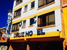 JJ Hotel Cruz, Tupiza