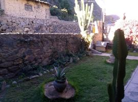 Be Kind Hostal, Ollantaytambo