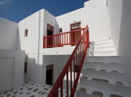 Dimitra Pension, Miasto Mykonos