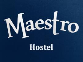 Maestro Hostel, St. Petersburg