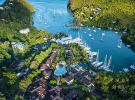 Marigot Bay Resort and Marina All Inclusive, Marigot Bay