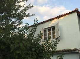 Villa Beleri, Sen