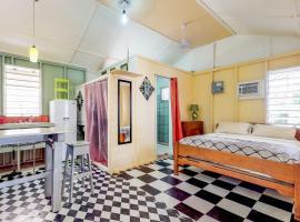 Casa Del Hut, Placencia