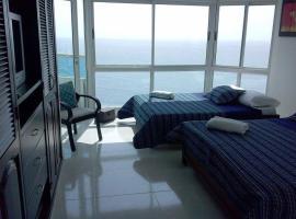 Alojamiento Vacacional Económico en Bocagrande, Cartagena de Indias