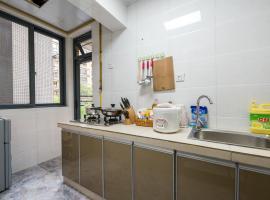 Chengdu Wuhou·Hong Pai Lou Locals Apartment 00155440, Chengdú
