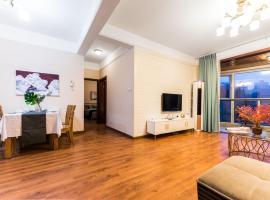 Chengdu Wenjiang·Guo Se Tian Xiang Wonderland Locals Apartment 00169800, Wenjiang