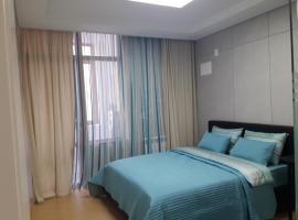 Apartment on Koshbaeva 10/1, Astana