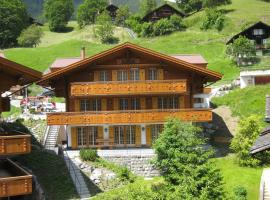Apartment Felix - GriwaRent AG, Grindelwald