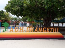 Huvandhu, Dhangethi