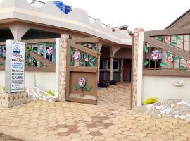 Hotel La Montagne Abomey, Abomey