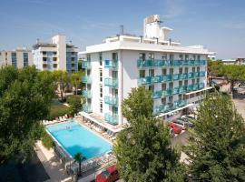 Hotel Katja, Бибионе