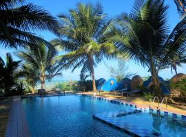 Santa Maria Coral Park, Pongwe