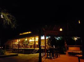 Anaconda Lodge Ecuador, Ahuano