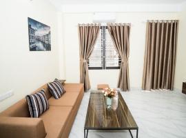 Modern Charming 1BR Apartment, Hanoi