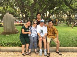Thanh Lich hostel, Vung Tau