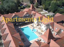 Apartments Light, Palić