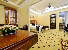 Mansion Hotel, Шанхай