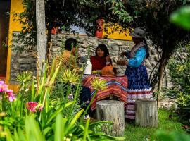 Casa Bella Flor, Yanque