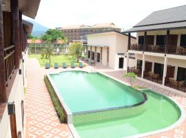Saksiri Riverside Boutique Hotel, Vang Vieng
