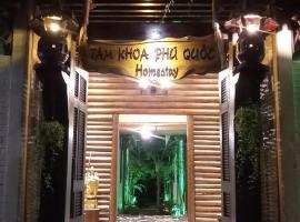 Tam Khoa Phu Quoc Homestay, Duong Dong