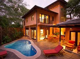 Jet Luxury @ Tamarindo Villas, Tamarindo