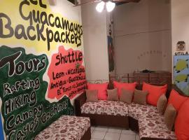 Hostel Guacamayos, La Ceiba