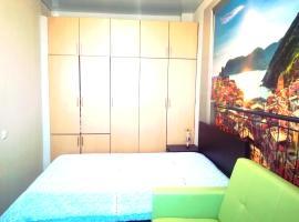 Amazing Grand Astana apartment on Nazhimedenov 10/2 str, 阿斯塔纳