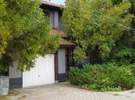 Villa Tarnov Rid, Bankya