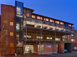 Hotel Olympica, Brig