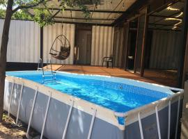 Rest Container, Villarreal