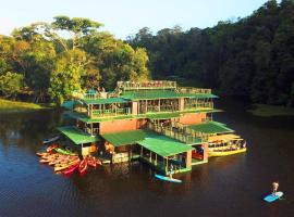Jungle Land Panama Floating Lodge - All Inclusive, Gamboa