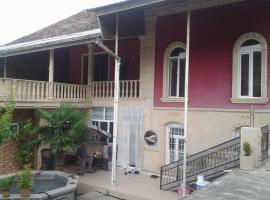 Deniz Sheki House, Sheki