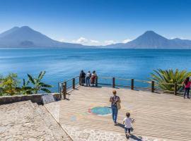 Villas del Cerro, Santiago Atitlán