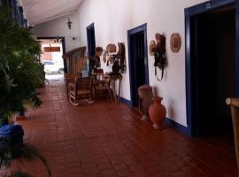 Hotel pueblito viejo, Santa Fe de Antioquia