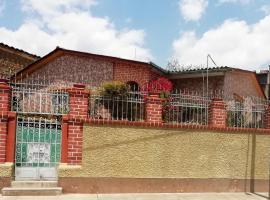 Tere´s House, Huaraz