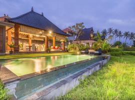 Kyati Bali Villa, Ubud