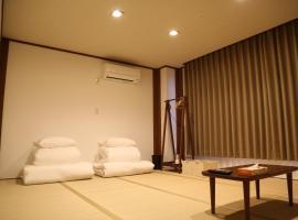 Wandtrip Osaka Sennan Hotel, Misaki