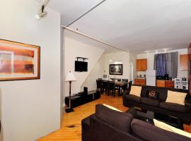 Gramercy Park 3 bedrooms, Nowy Jork