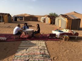 Explore Chigaga Camp, Mhamid el Rhozlane