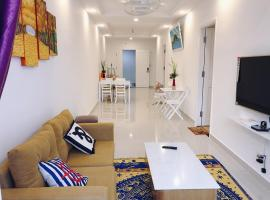 Melody Diamond Apartment, Vung Tau