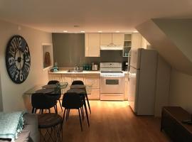 Lower Level Maplewood Suite, Виктория