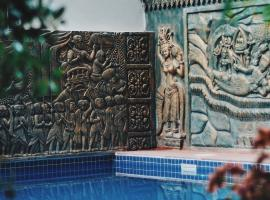 Bokre Angkor Hostel, Siem Reap