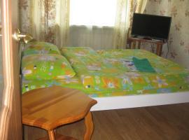 Cosy apartment Revolyutsii 31 near central square, Borisov