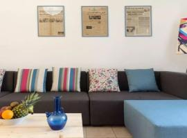 Ideal Flat in the Heart of Mar Mikhael, Beirut