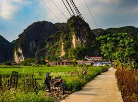 Tam Coc Bamboo, Ninh Binh